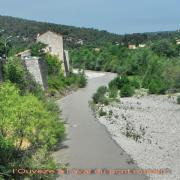 Inondations de l'Ouvèze à Vaison-la-Romaine  1