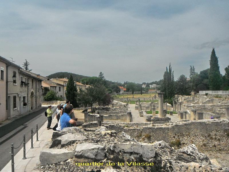 10 Vestiges romains à Vaison-la-Romaine