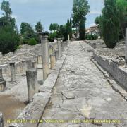 11 Vestiges romains à Vaison-la-Romaine