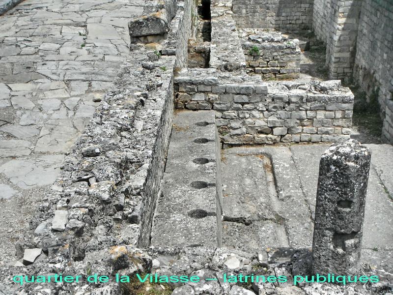 13 Vestiges romains à Vaison-la-Romaine