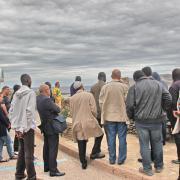 19 mai 2016 - Colloquistes à Stintino
