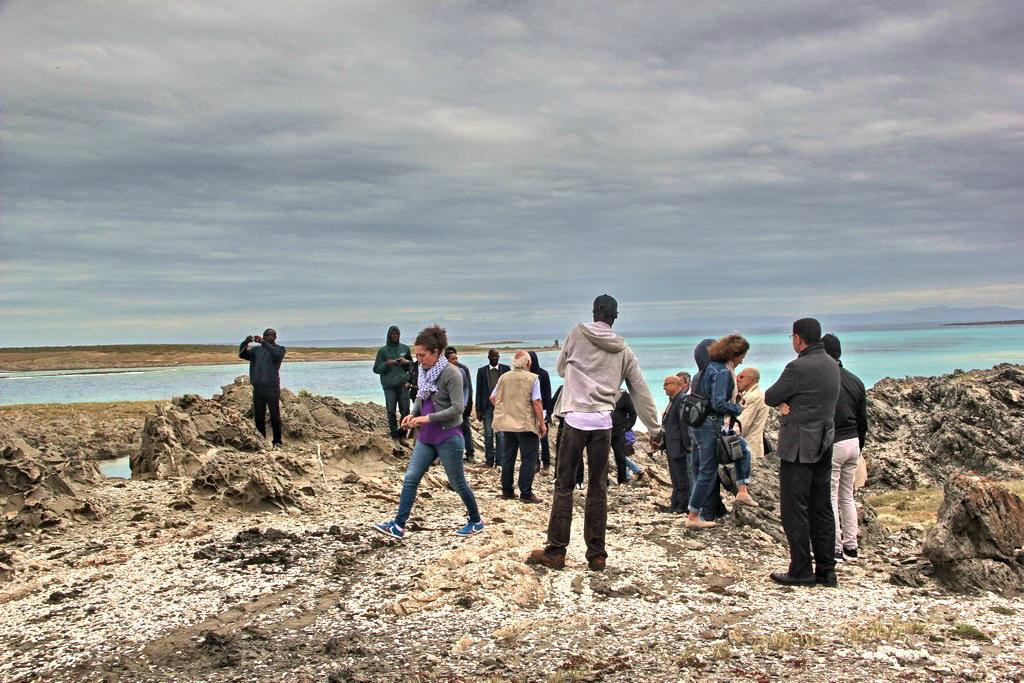 19 mai 2016 - Stintino - colloquistes sur gneiss - 3