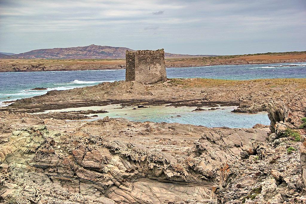 19 mai 2016 - Stintino - littoral, Torre de la Finanza, Isola Asinara - 3