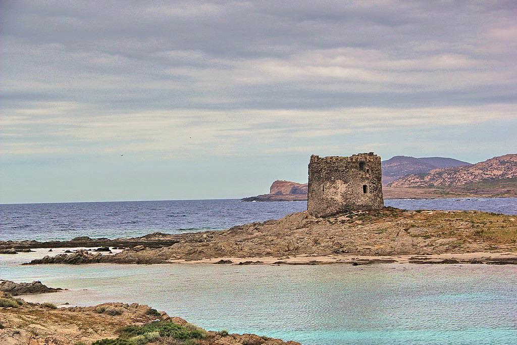 19 mai 2016 - Stintino - littoral, Torre de la Finanza, Isola Asinara - 4