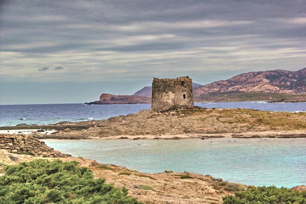 19 mai 2016 - Stintino - littoral, Torre de la Finanza, Isola Asinara - 7