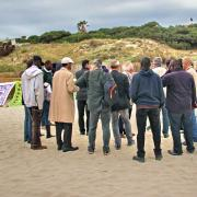 19 mai 2016 - Stintino - plage et dunes fixées