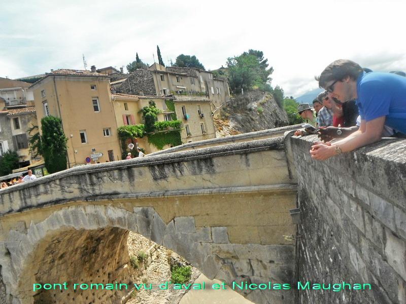 2 Vestiges romains à Vaison-la-Romaine