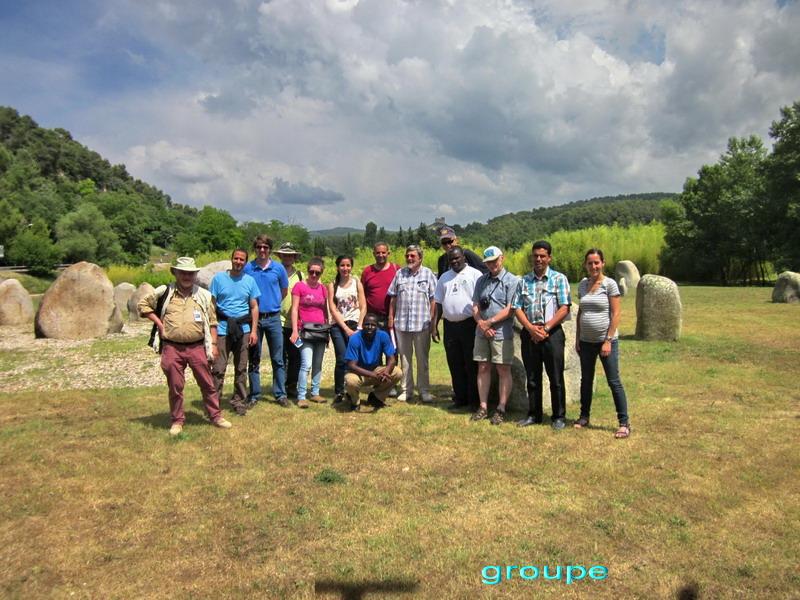 Jardin des 9 Demoiselles à Vaison-la-Romaine  4
