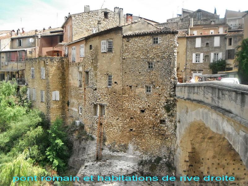 5 [Vestiges romains à Vaison-la-Romaine