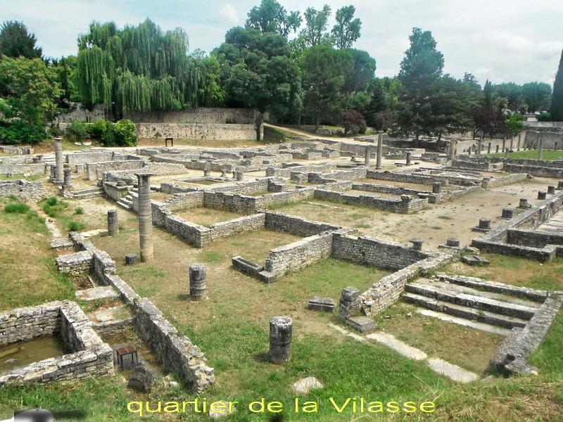 8 Vestiges romains à Vaison-la-Romaine