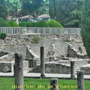 9 Vestiges romains à Vaison-la-Romaine