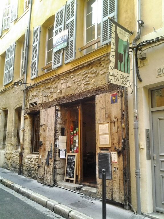 Aix-en-Provence - Le Zinc d'Hugo