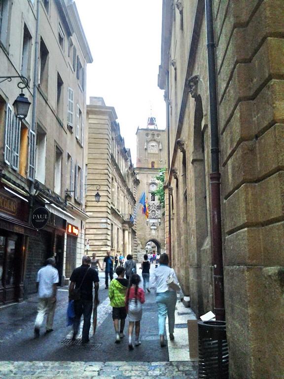 Aix-en-Provence - rue Cardinale