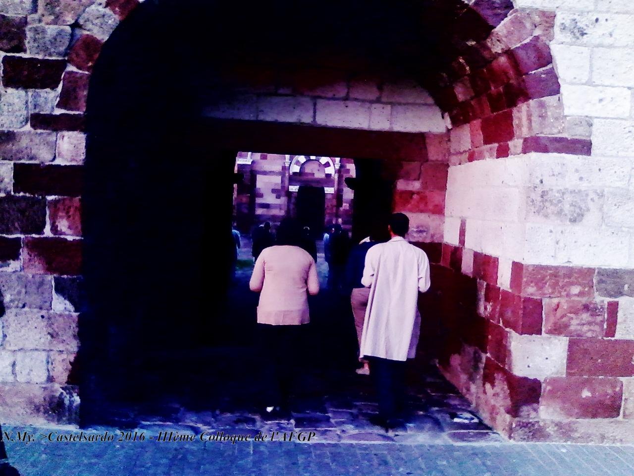 19 mai 2016 - Tergu - entrée du monastère