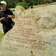 Jardin des 9 Demoiselles - Avignon
