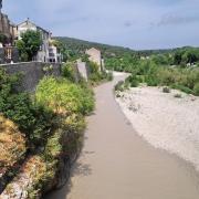 L'Ouvèze au pont romain