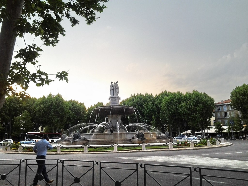 Place de la Rotonde