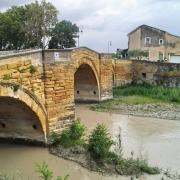 Pont moderne sur l'Ouvèze - 2