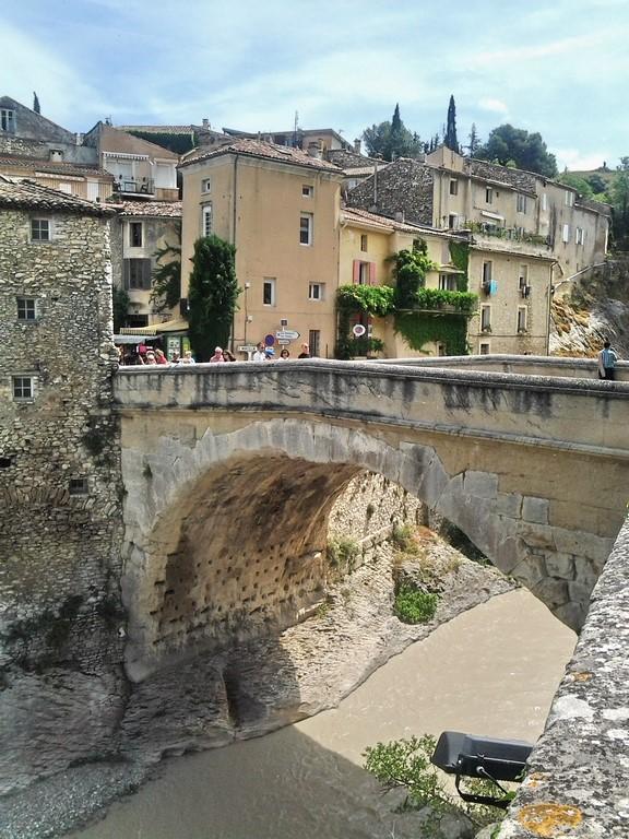 Pont romain vu de l'aval - 2