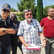 Roaix - Mathias, Wilfrid, Jean-Louis, Hamimed