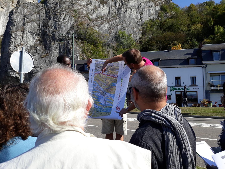 tr+¿s bon guide +á Dinant