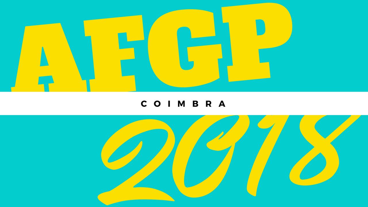 Colloque 2018 (Coimbra)