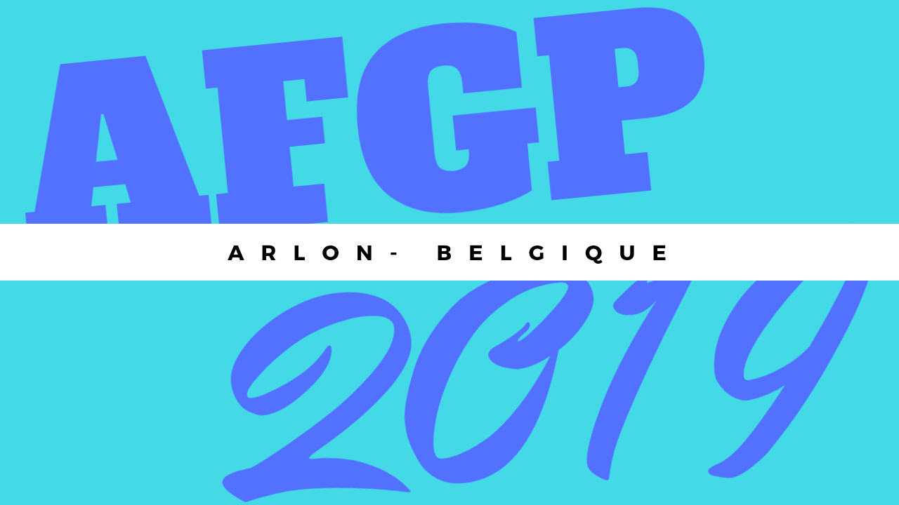 Colloque 2019 (Arlon)